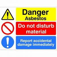 ASBESTOS REQUIRES SAFE HANDLING! CALL TODAY FOR A FREE ESTIMATE